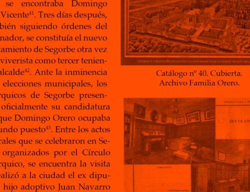 Viveros Orero de Segorbe: 130 años de historia